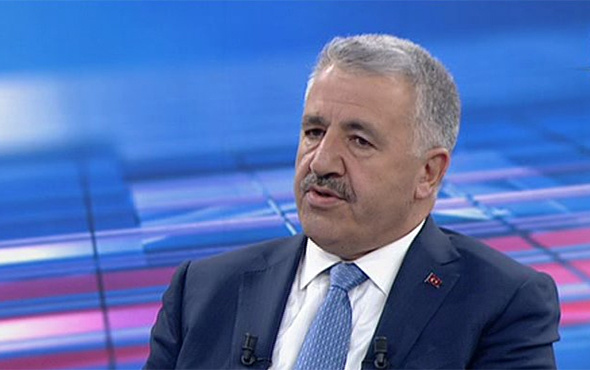 Bakan Ahmet Arslan: '81 ili bölünmüş yollarla bağlamayı hedefliyoruz'