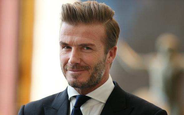 David Beckham'ın yüzü tanınmaz hale geldi