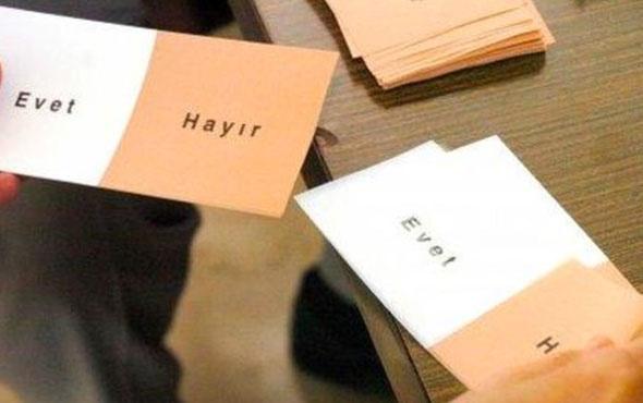 YSK açıkladı Kaç kişi oy kullanacak?