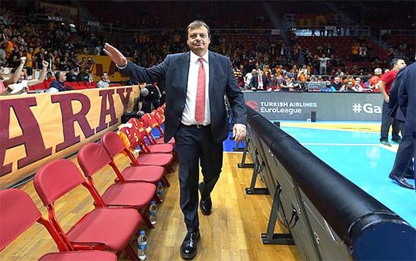 Abdi İpekçi'de şok! Ergin Ataman maçı terk etti!
