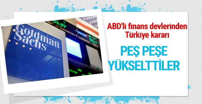 ABD'li yatırım devlerinden Türkiye kararı