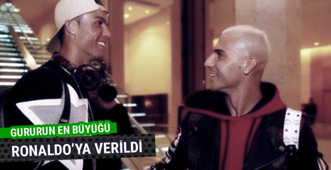 Cristiano Ronaldo'nun adı Portekiz'deki havaalanına verilecek
