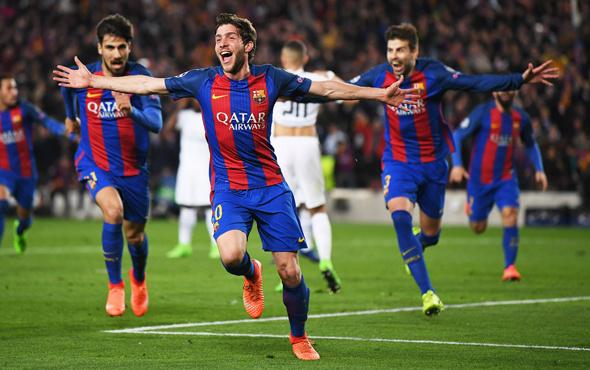 Sosyal medya kullanıcıları Barcelona'nın golü sonrası rekor kırdı