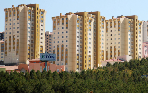 TOKİ'den 112 bin TL'ye ev sahibi olma fırsatı