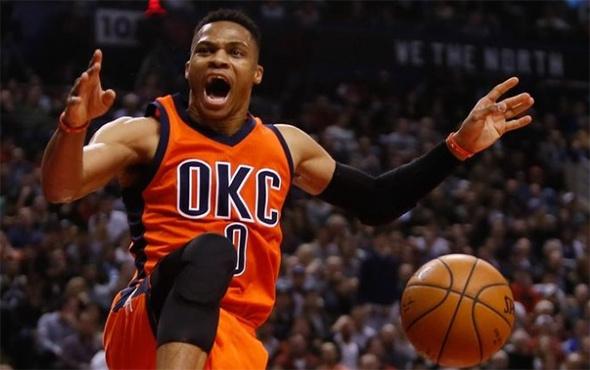 NBA'de 55 yıllık rekor kırıldı