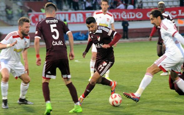 Sivasspor'a son dakika şoku