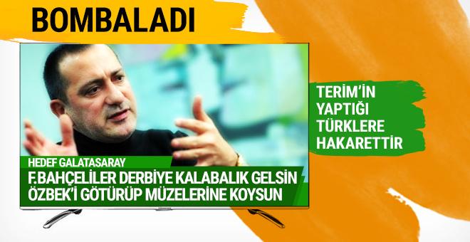 Fenerbahçeliler Dursun Özbek'i müzelerine koysun