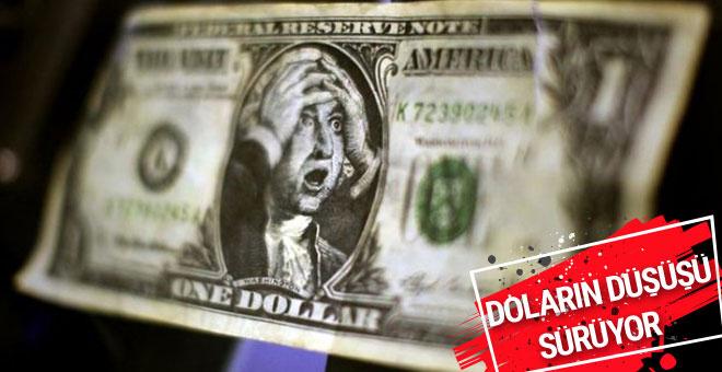 Doların düşüşü durmuyor! İşte son durum