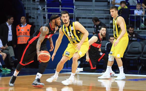 Fenerbahçe zoru başardı!