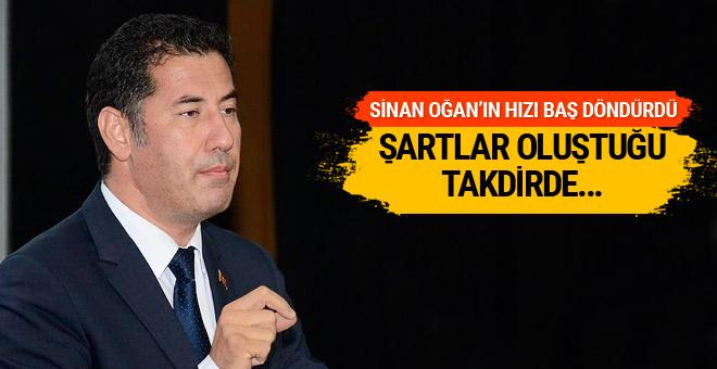 Sinan Oğan'dan 2019 seçimleri için flaş karar
