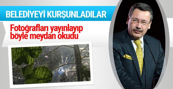 Ankara Büyükşehir Belediyesi'ne ateş açıldı Gökçek'ten ilk açıklama