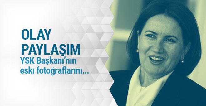 Meral Akşener'den fotoğraflı olay YSK Başkanı paylaşımı