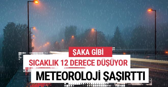 Meteoroloji'den şaşırtan hava durumu açıklaması