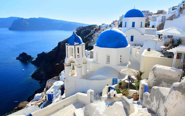Yunan turizmcilerin umudu Türkiye