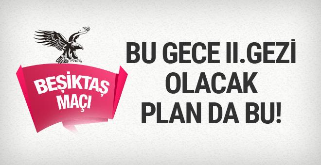 Beşiktaş - Lyon maçı için şok iddia! İkinci Gezi olacak ve...
