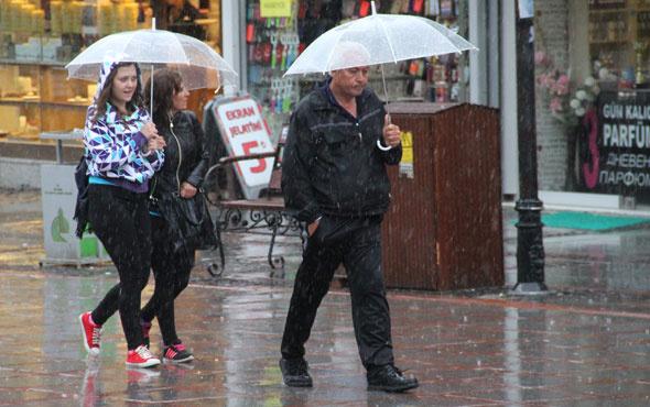 23 Nisan'da hava durumu nasıl olacak mgm şok etti