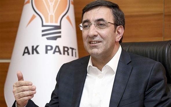 AK Partili Cevdet Yılmaz: Yeni sistemde işimiz zorlaşabilir