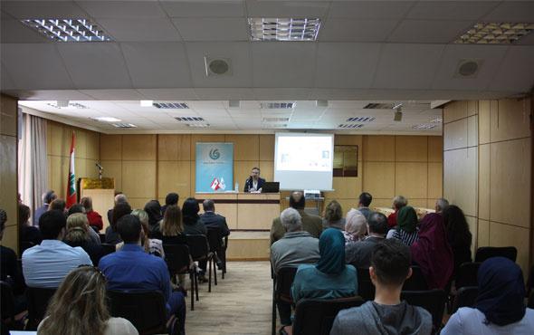 Türk Edebiyatı Lübnan'da tanıtıldı