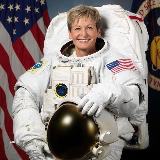 Kadın astronot Peggy Whitson yine tarihe geçti! Uzayda rekor