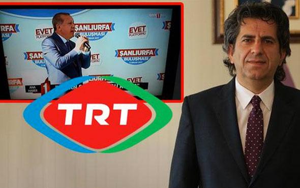 TRT'nin eleştirilen KJ'leri için çok sert cevap