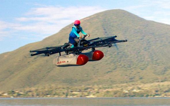 Yıl sonunda üretime geçecek olan uçan araba