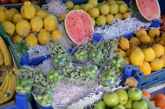 Çağla meyvesinin mucizevi faydaları