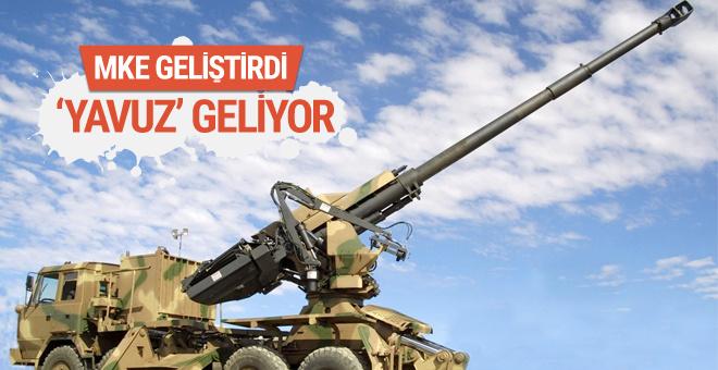 Türkiye'nin yeni obüsü 'Yavuz' geliyor