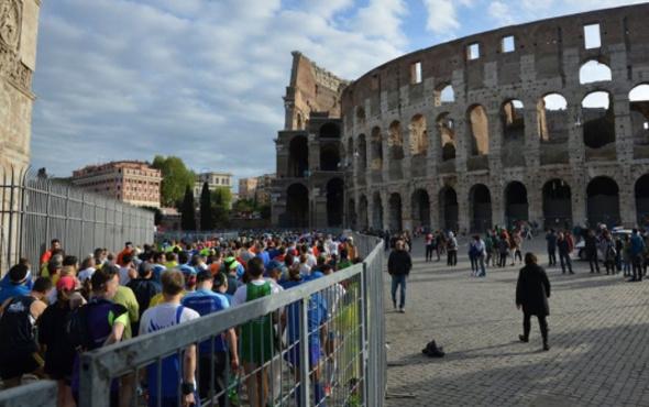 Roma'da Etiyopya fırtınası