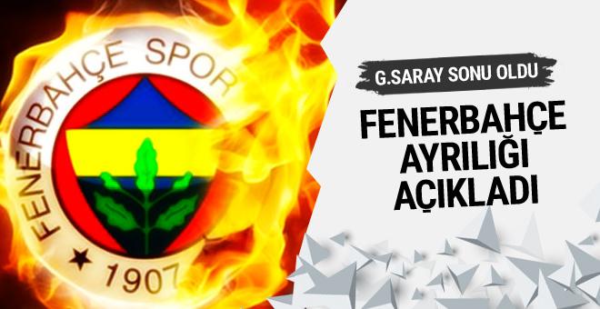 Fenerbahçe'de Dikeoulakos dönemi sona erdi