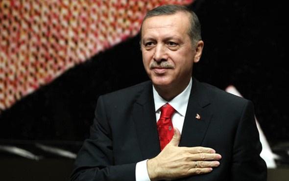 Erdoğan'dan milli sporculara kutlama