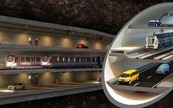 Büyük İstanbul Tüneli ihalesinde 3 teklif