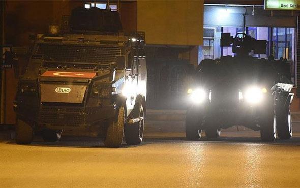 Diyarbakır sokaklarında dehşet dakikaları