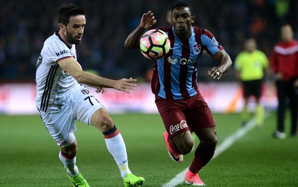 Beşiktaş'a maç sonu tatsız sürpriz