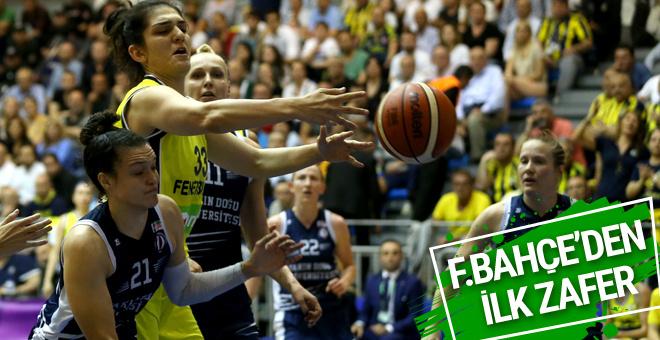 Fenerbahçe seride ilk galibiyetini aldı