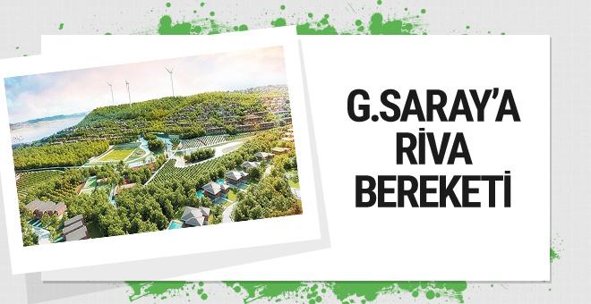 Galatasaray'a Riva bereketi