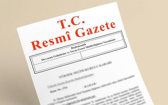 15 Mayıs 2017 Resmi Gazete haberleri atama kararları