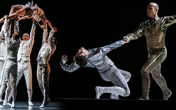 Dünyaca ünlü Monte Carlo Balesi İstanbul'da sahnelendi