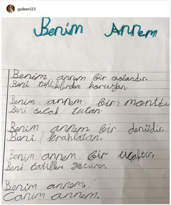 Gülben Ergen'in ağlamaktan gözleri şişti!