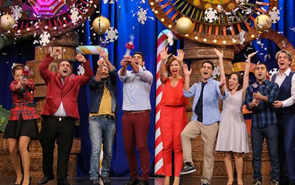 'Güldür Güldür Show'dan sezon finali