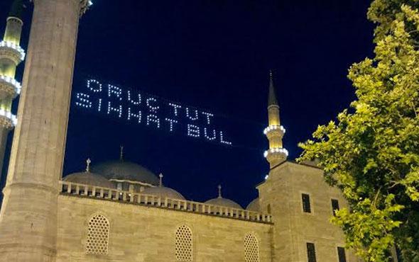 İmsakiye 2017 Bitlis Diyanet Ramazan imsakiyesi
