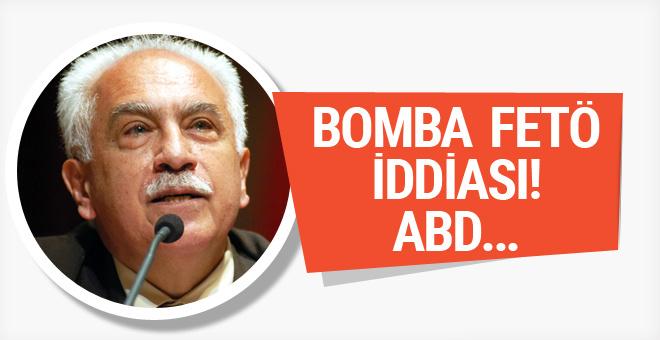 Perinçek'ten bomba FETÖ iddiası! ABD...