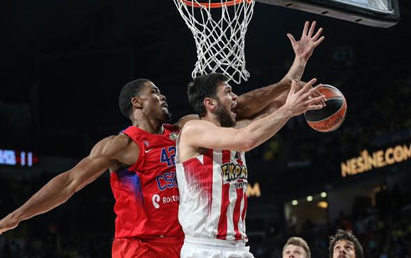 Avrupa Ligi'nde Olympiakos finalde