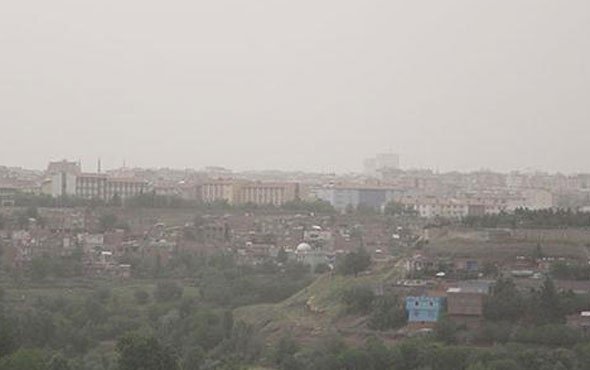 Diyarbakır'da sokağa çıkmayın uyarısı!