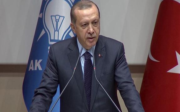 Erdoğan AK Parti'ye döndü son dakika açıklamaları