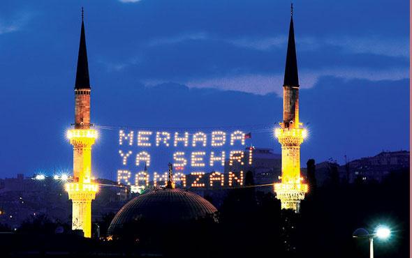 İmsakiye 2017 Bayburt Diyanet Ramazan imsakiyesi