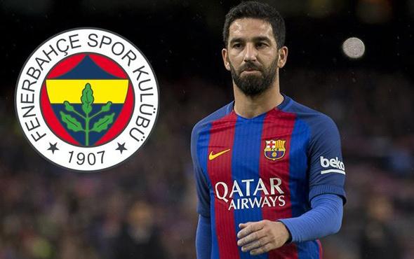 Arda Turan'dan Fenerbahçe'ye mesaj