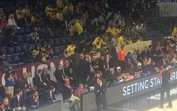 Fenerbahçe Olympiakos final maçına doğru