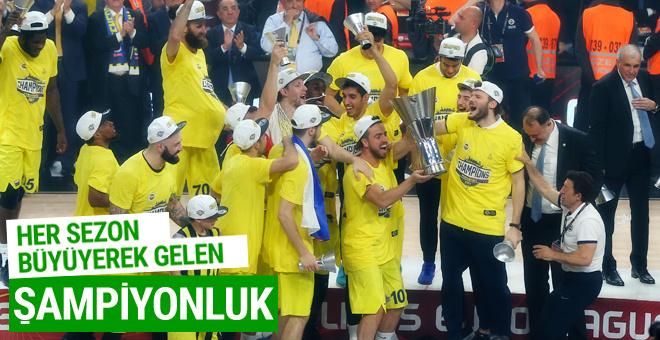 Fenerbahçe adım adım şampiyonluğa gitti