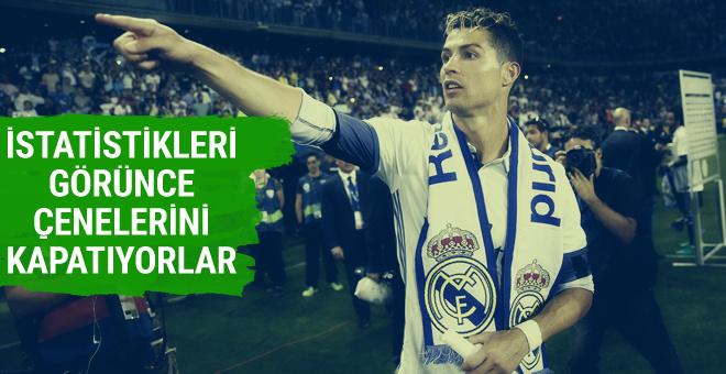 Cristiano Ronaldo'dan eleştirilere sert yanıt