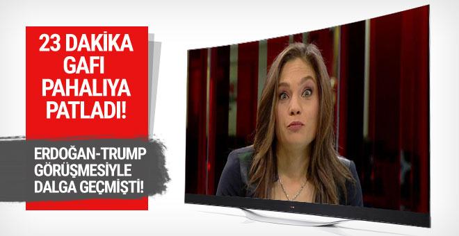 Nevşin Mengü CNN TÜRK ekranlarından gönderildi mi?